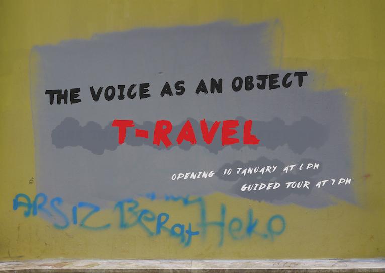 exhibition by Vytautas Volbekas & Lora Sarıaslan  10 January – 21 February 2015