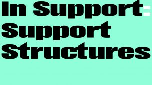 3. In Support:  Support Structures August 12 – September 2  Opening 12 August 18.00-20.00 Durational work: Epic Intervention by Süreyya Katacabey August 12, Ongoing