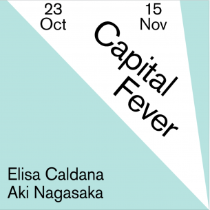 Capital Fever (online exhibition) by Elisa Caldana & Aki Nagasaka 23 October - 15 November 2020